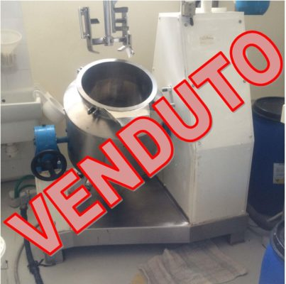 Zuma-Turbo-emulsore-Comer-Venduto